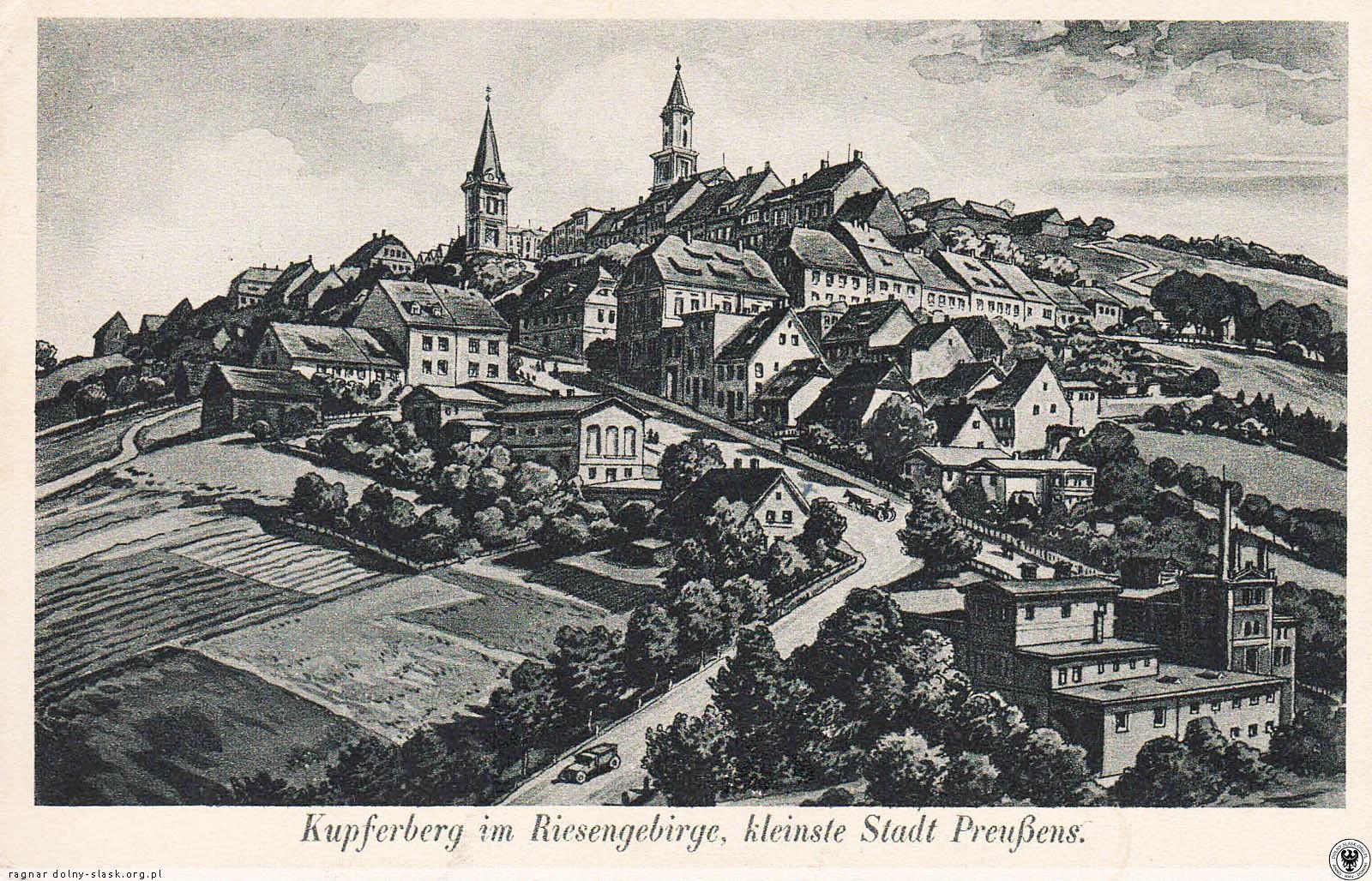 Miedzianka, Kupferberg