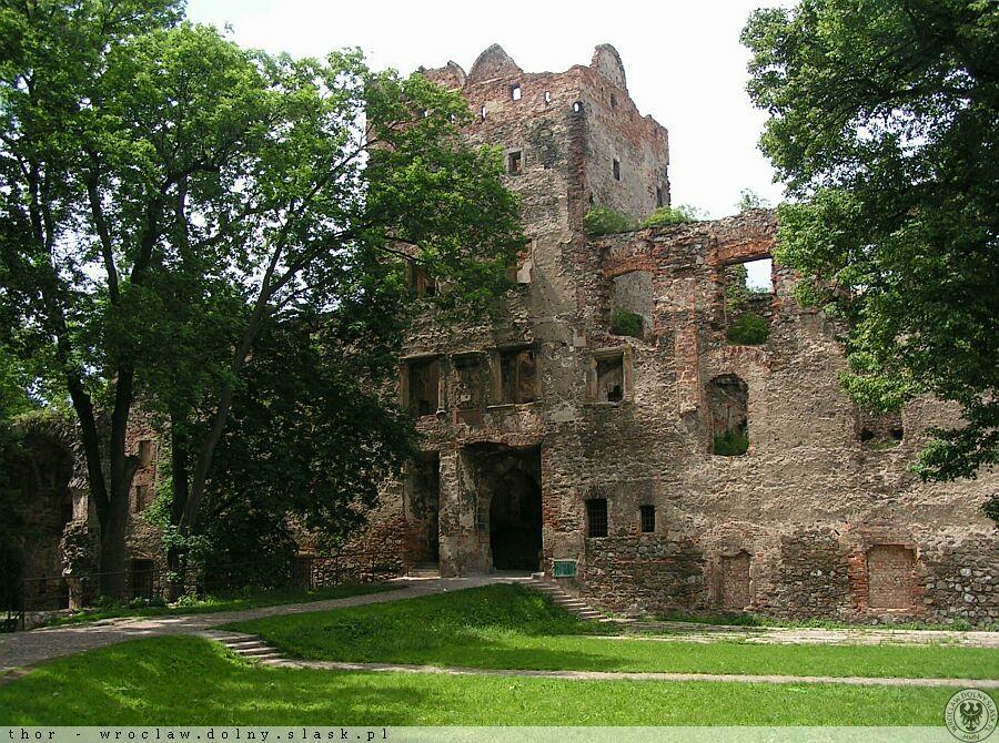 Zamek w Ząbkowicach Śląskich