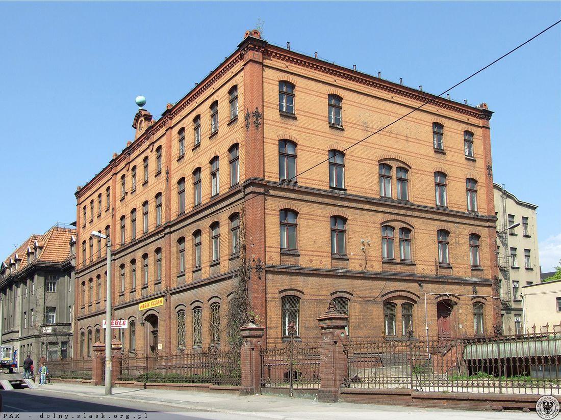 Legnicka Fabryka Fortepianów i Pianin Legnica PP (dawna), ul. Senatorska, Legnica