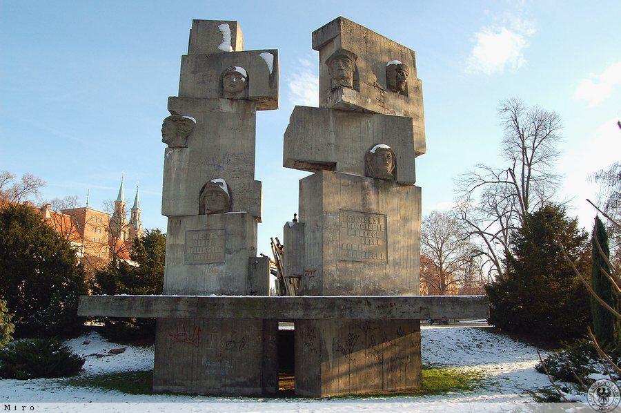 Pomnik Wdzięczności Armii Czerwonej w Brzegu
