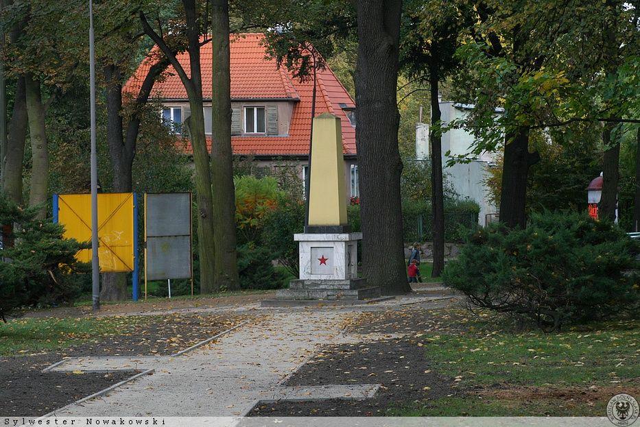 Pomnik Żołnierzy Radzieckich w Trzebnicy