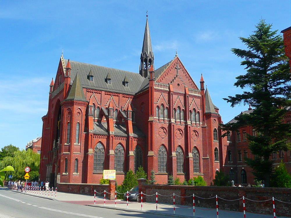 Kościół parafialny Matki Boskiej Bolesnej, Nysa - zdjęcia