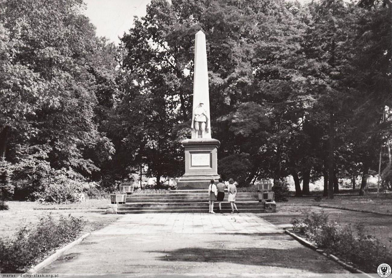 Pomnik Wdzięczności Armii Czerwonej w Głubczycach