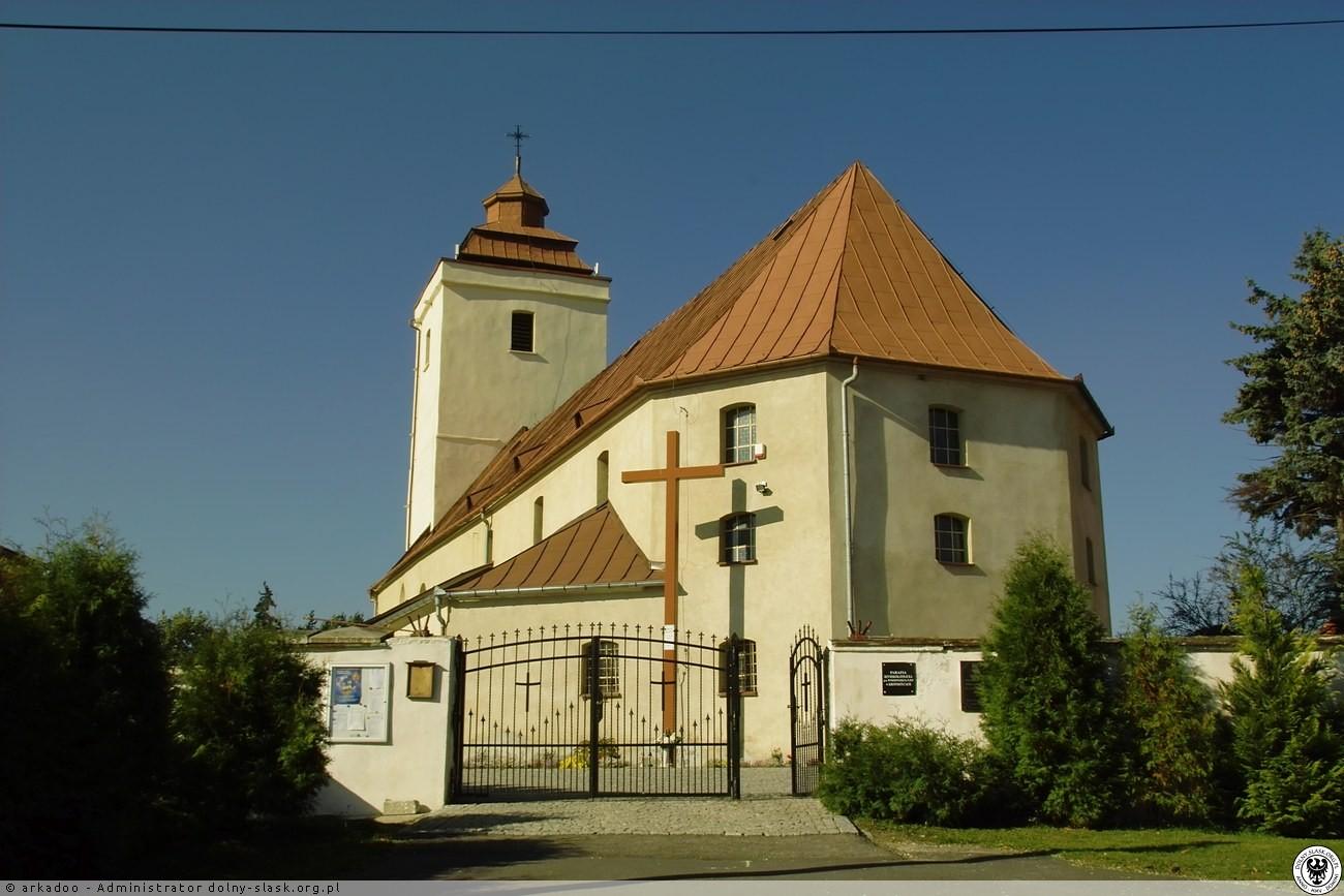 Kościół Wniebowzięcia Najświętszej Maryi Panny, ul. Piastowska ...