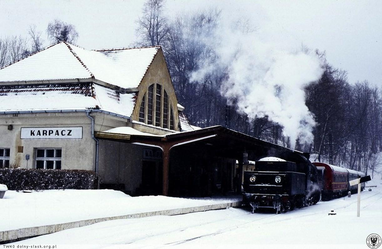 Stacja kolejowa Karpacz (nieczynna), Karpacz
