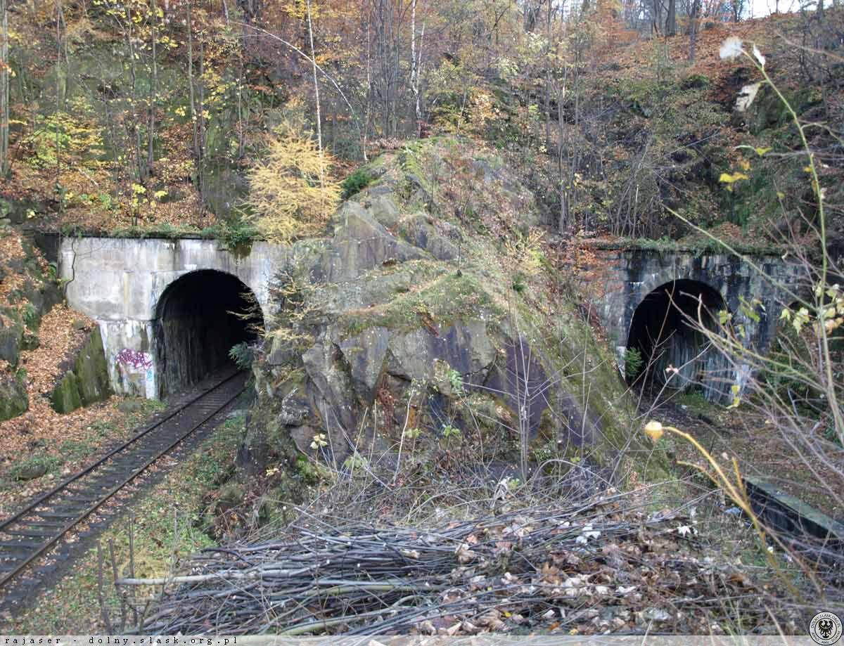 Tunele_kolejowe_pod_Wolowcem_Walbrzych_4