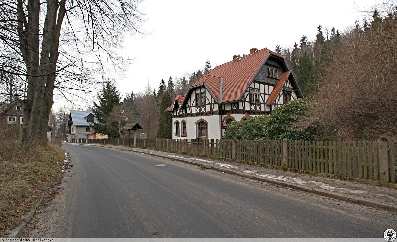 Budynek nr 44, ul. Sanatoryjna, Świeradów-Zdrój