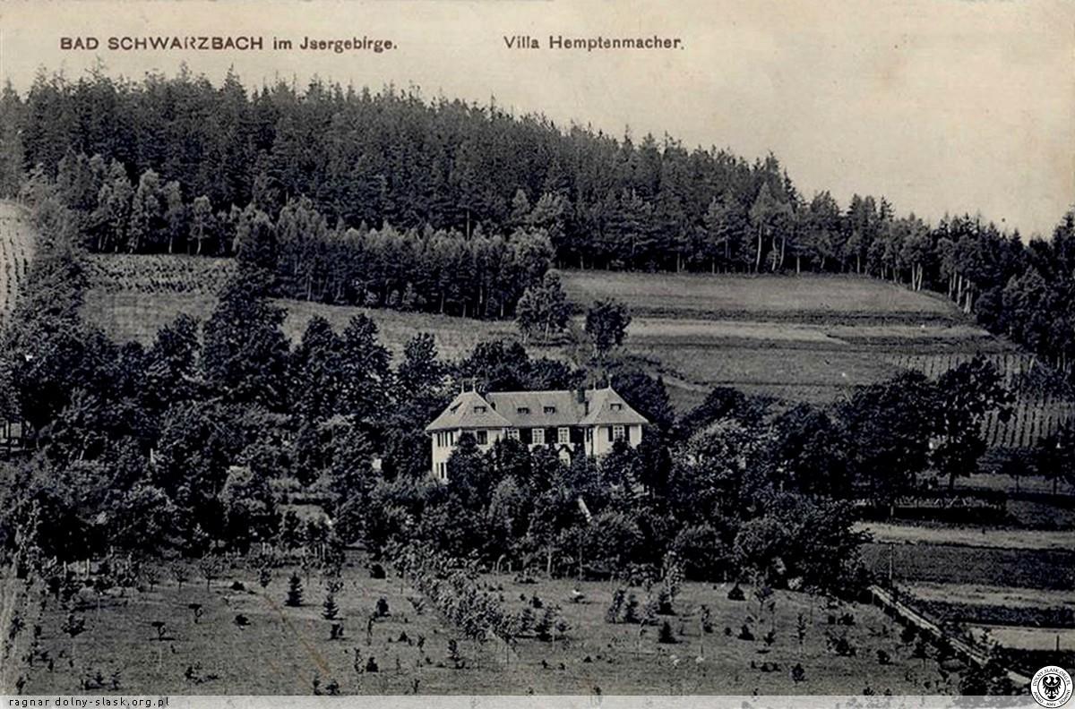 Centrum Rehabilitacji Czerniawa-Zdrój, ul. Spadzista, Świeradów-Zdrój