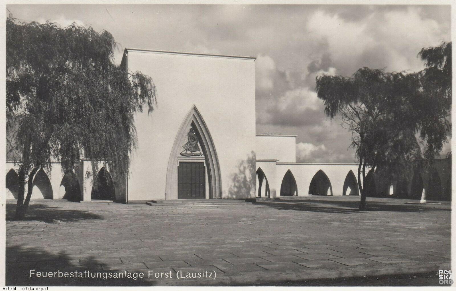 Krematorium Forst