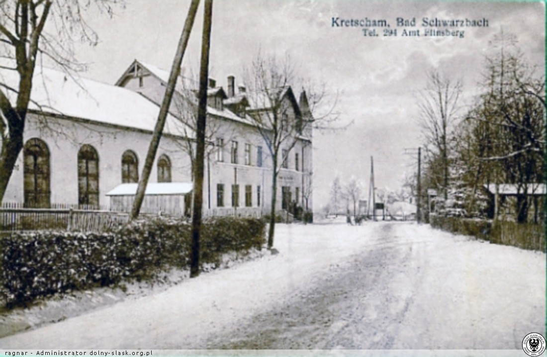 Budynek nr 31, ul. Sanatoryjna, Świeradów-Zdrój
