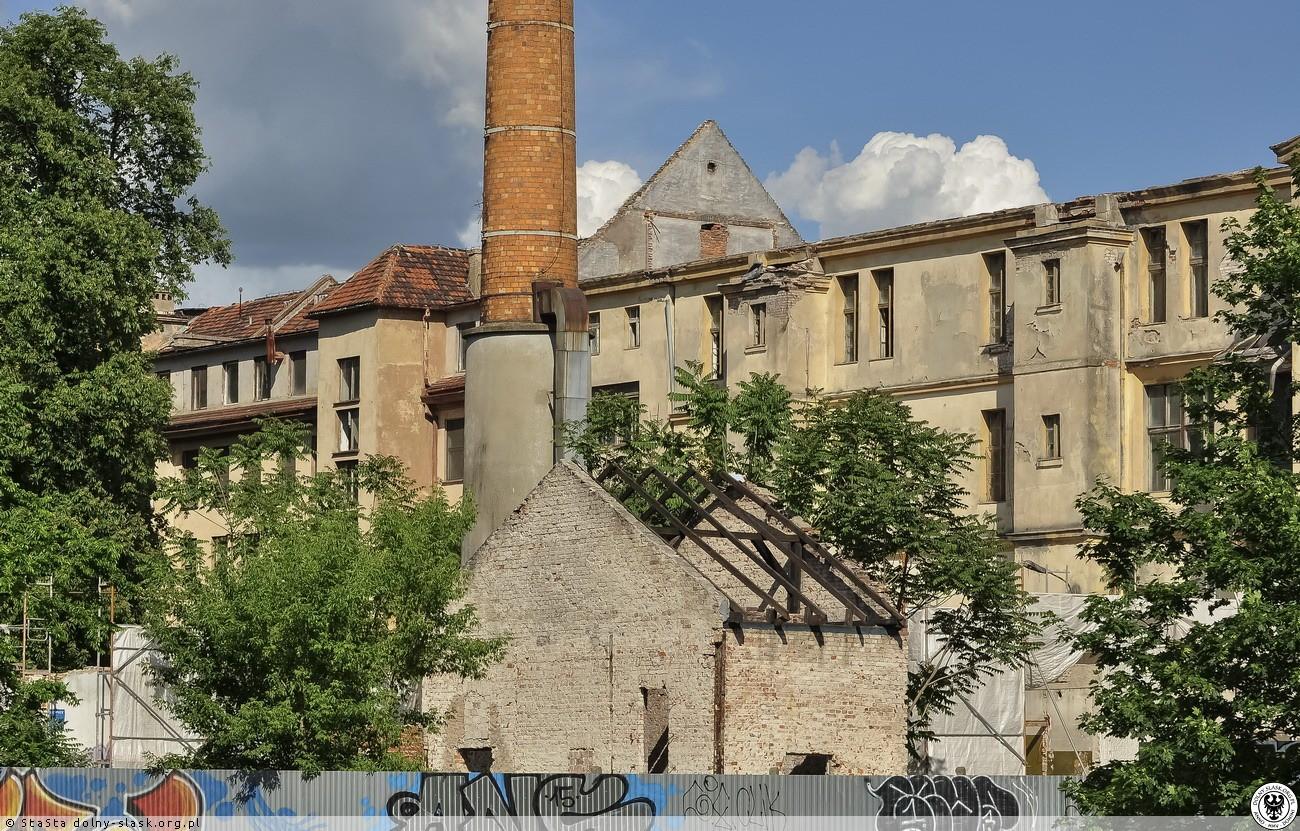 Kuchnia Kotłownia Dawna Wrocław Zdjęcia