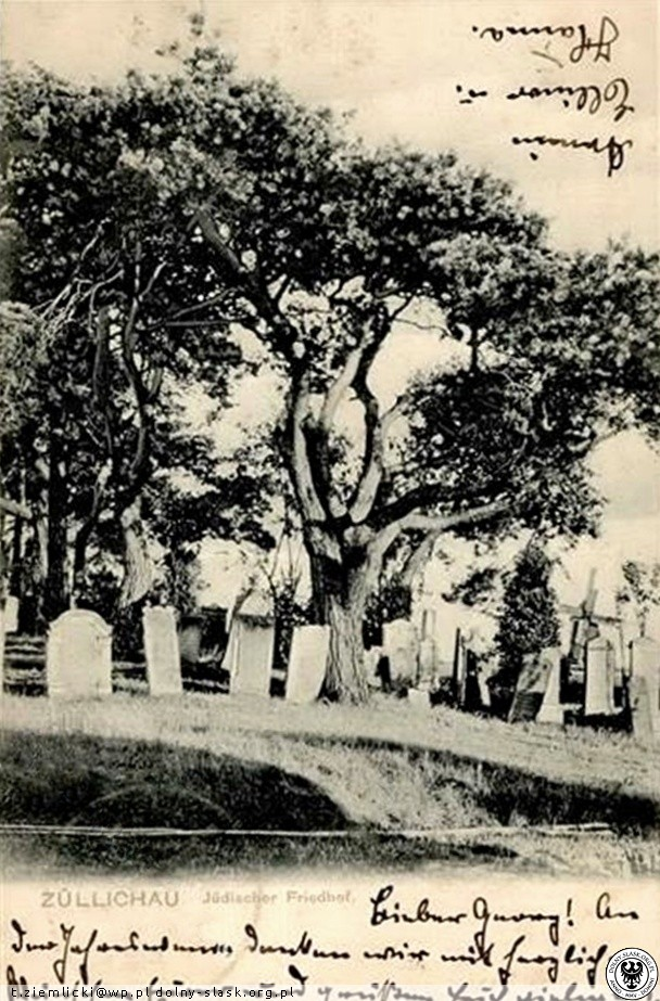 Cmentarz żydowski, kirkut (nie istnieje), ul. Piaskowa, Sulechów