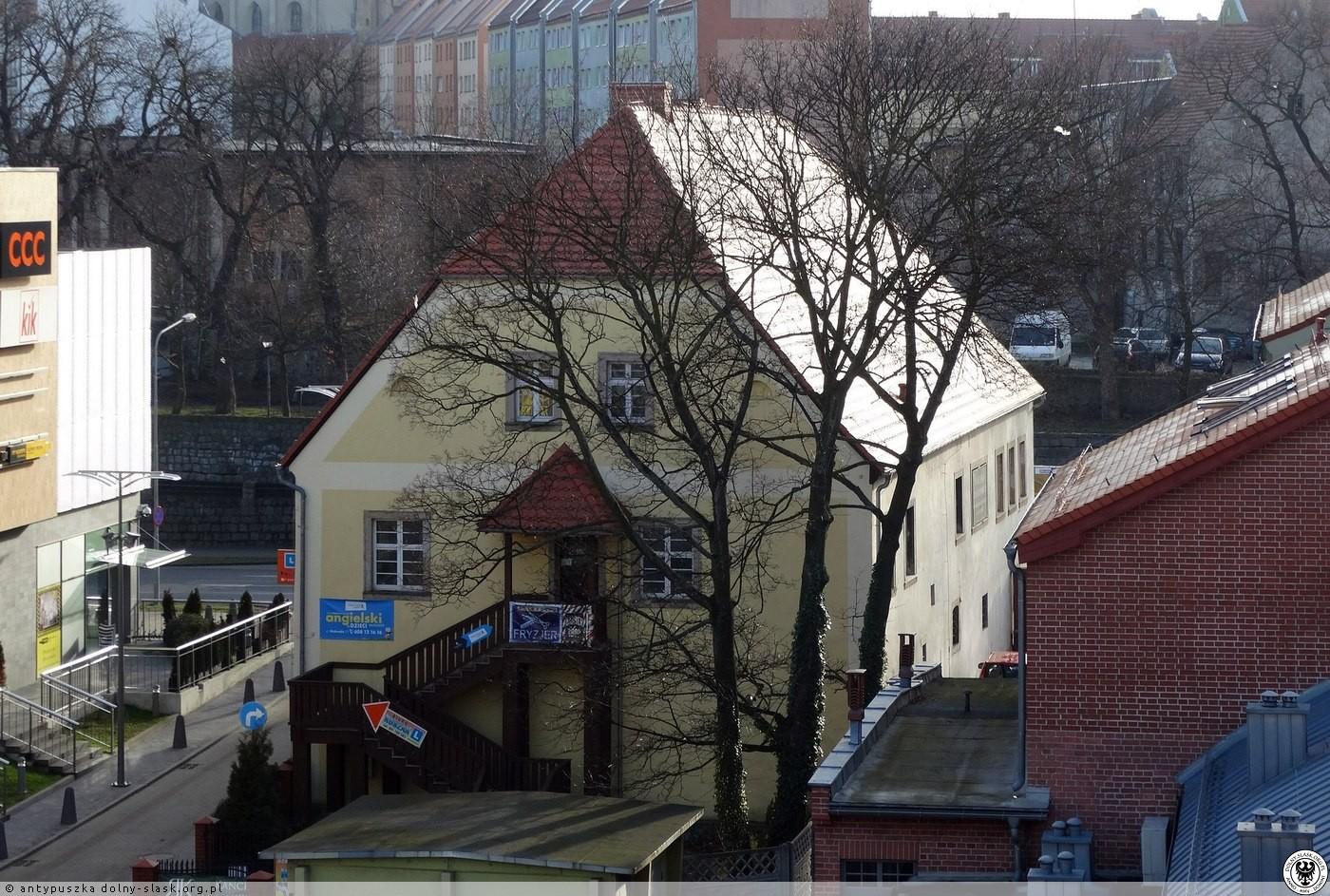 Budynek Nr 27 Dawne Archiwum Państwowe Ul Podwale Jelenia Góra