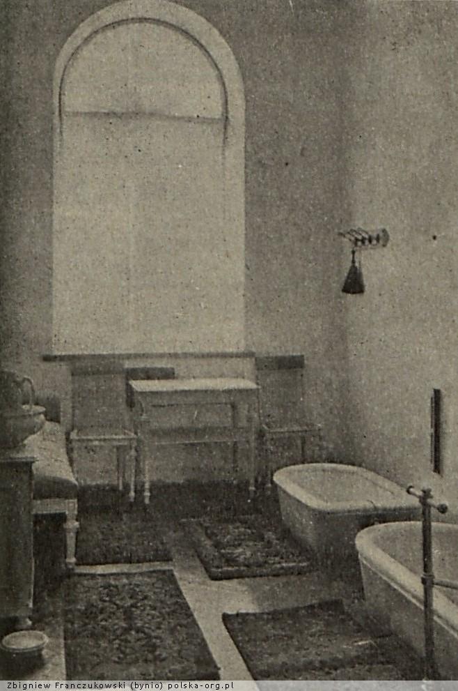Wnętrza łazienek Nr 1 Ciechocinek Zdjęcia