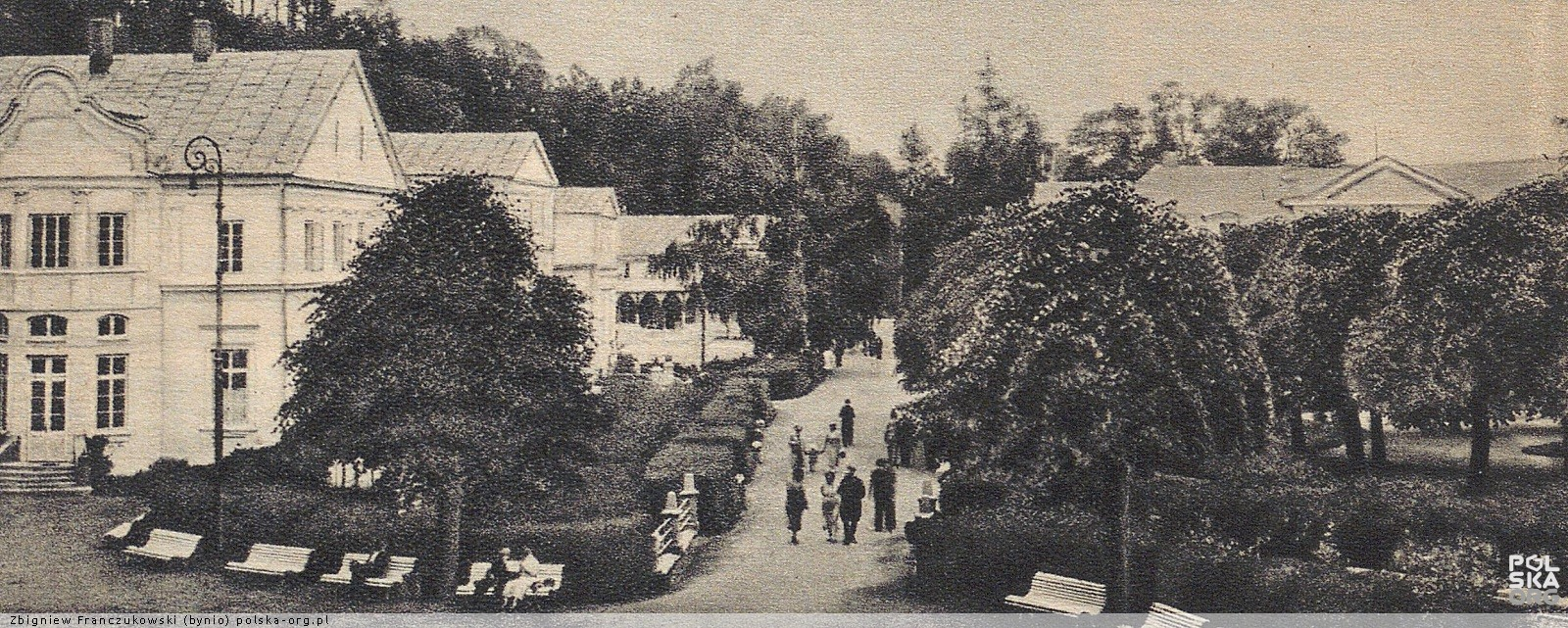 Sanatorium Uzdrowiskowe Stare łazienki Pl Karola I Józefa