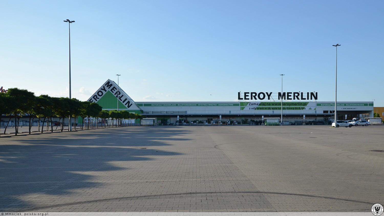 Leroy Merlin Wroclaw Karkonoska Al Karkonoska Wroclaw Zdjecia